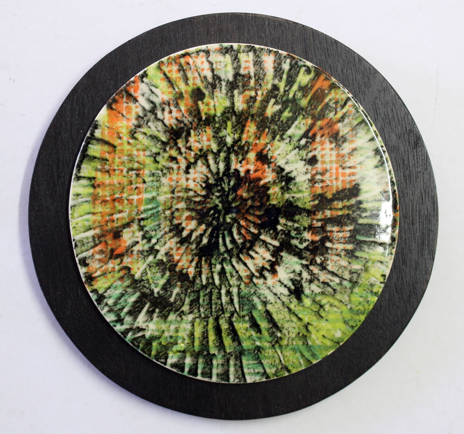 Shell Spiral Ceramic Disc 1